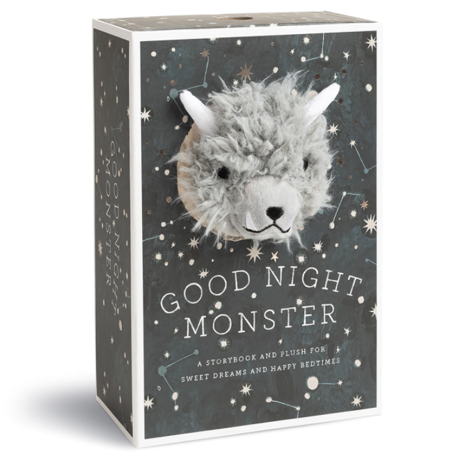 GOOD NIGHT MONSTER GIFT SET