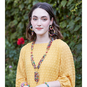 World Finds SHIVA KANTHA NECKLACE