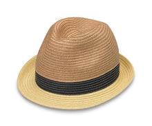 Load image into Gallery viewer, Wallaroo ST TROPEZ TRI TONE HAT