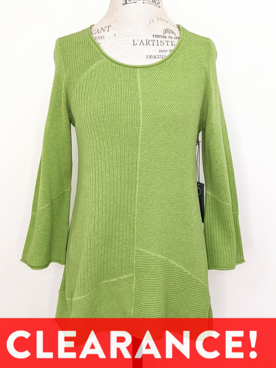 Habitat PIECED TUNIC SWEATER - Originally $89