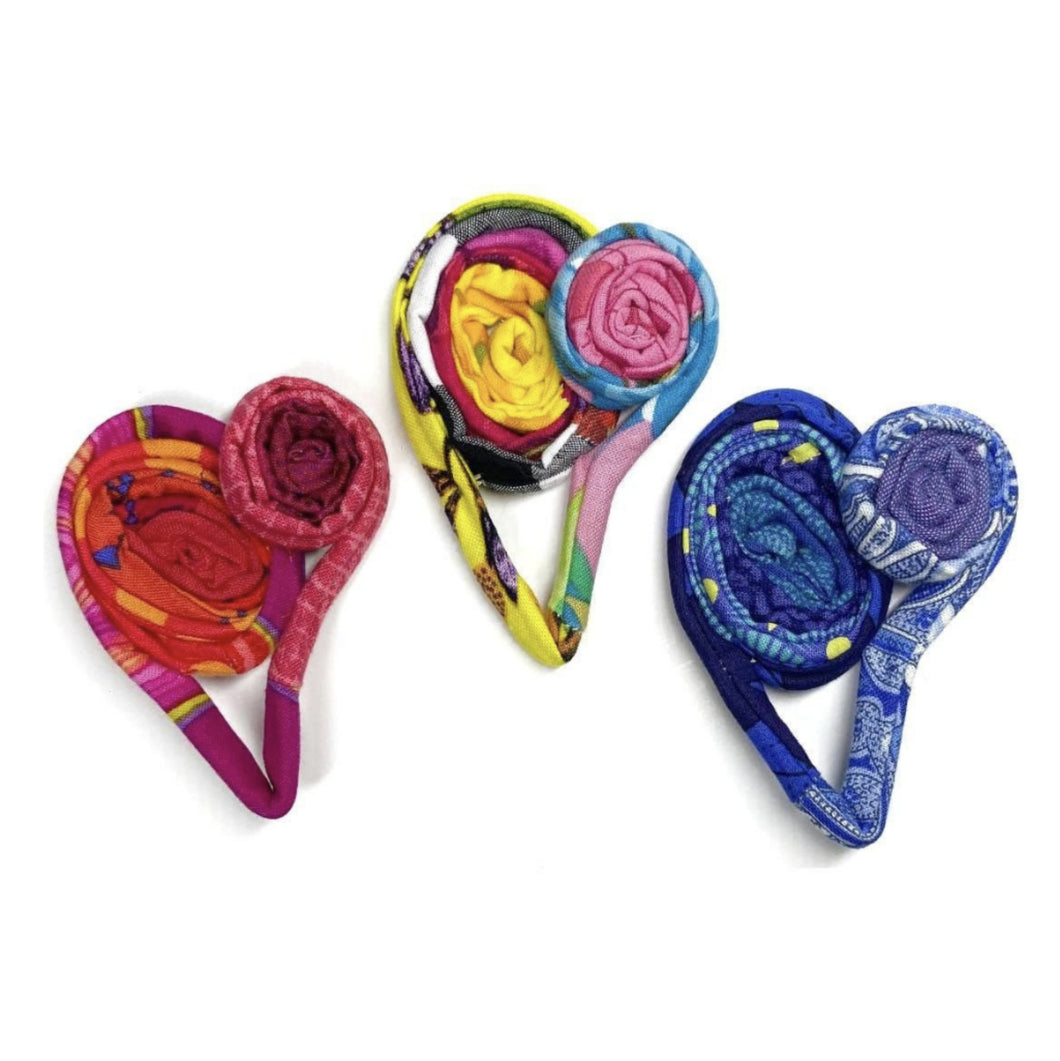 Ficklesticks HEART PIN