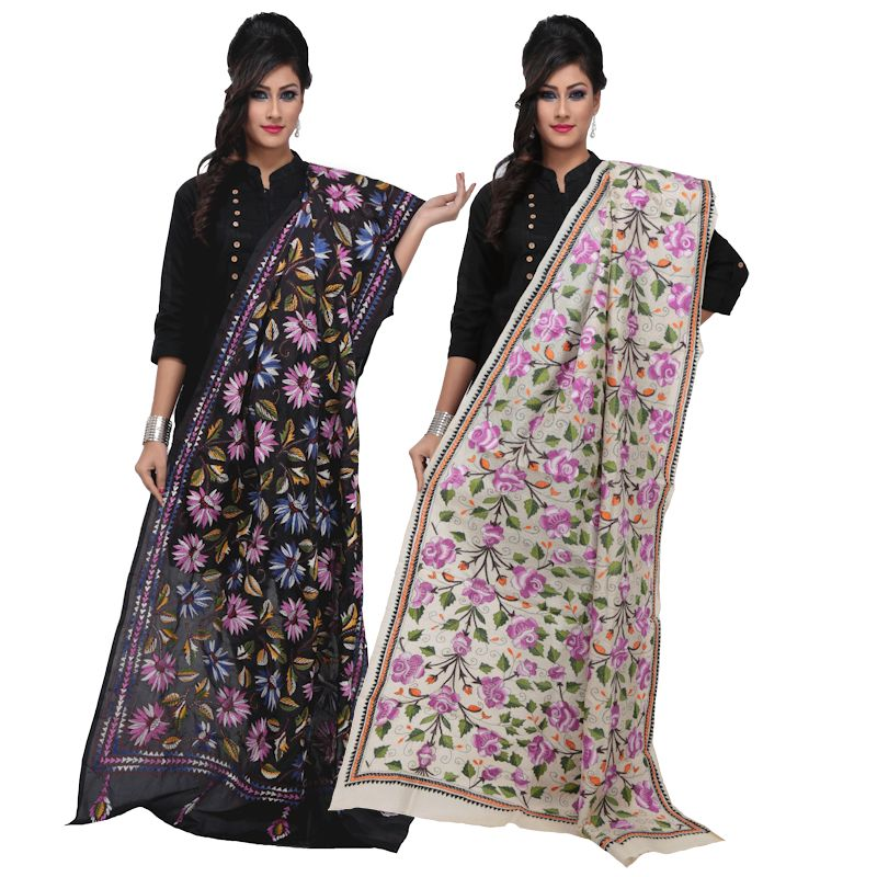 Drape your Dupatta with elegance