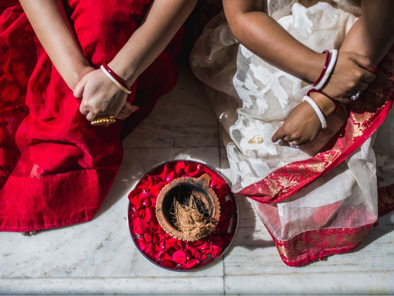 How Sarees are a Cultural Symbol for the Bengali New Year