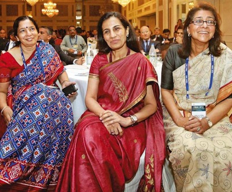 Cotton sarees, the corporate look of Indian women