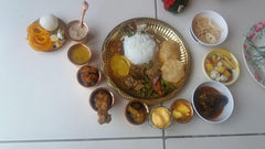 Special delicacies for Bengali New Year