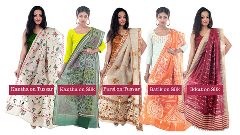 Dupatta collection