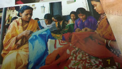Kantha Embroidery by Women