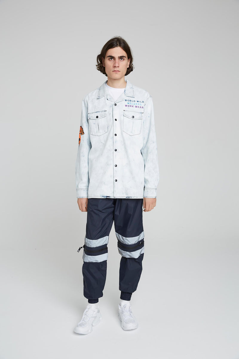 Work Shirt - White