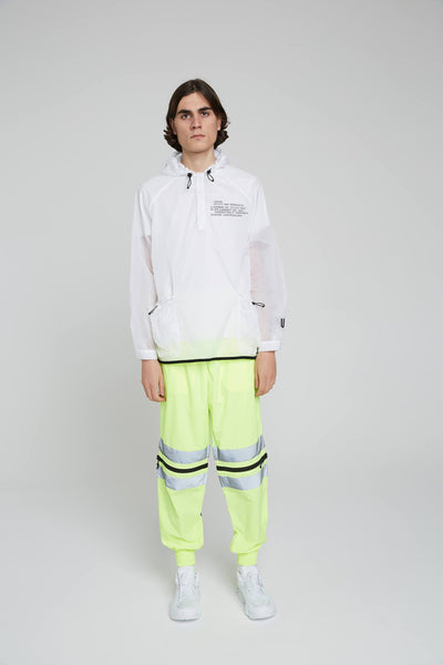 Super Light Anorak - White