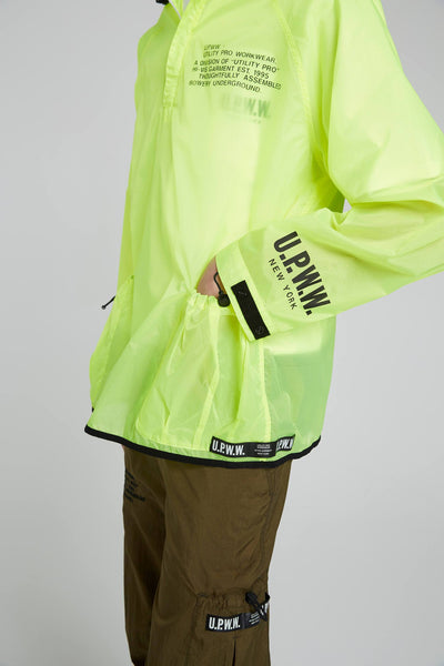 Super Light Anorak - Yellow