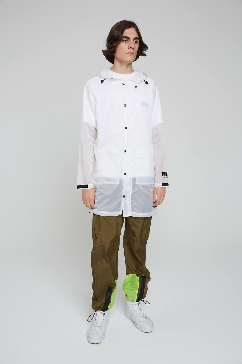 Super Light Parka - White