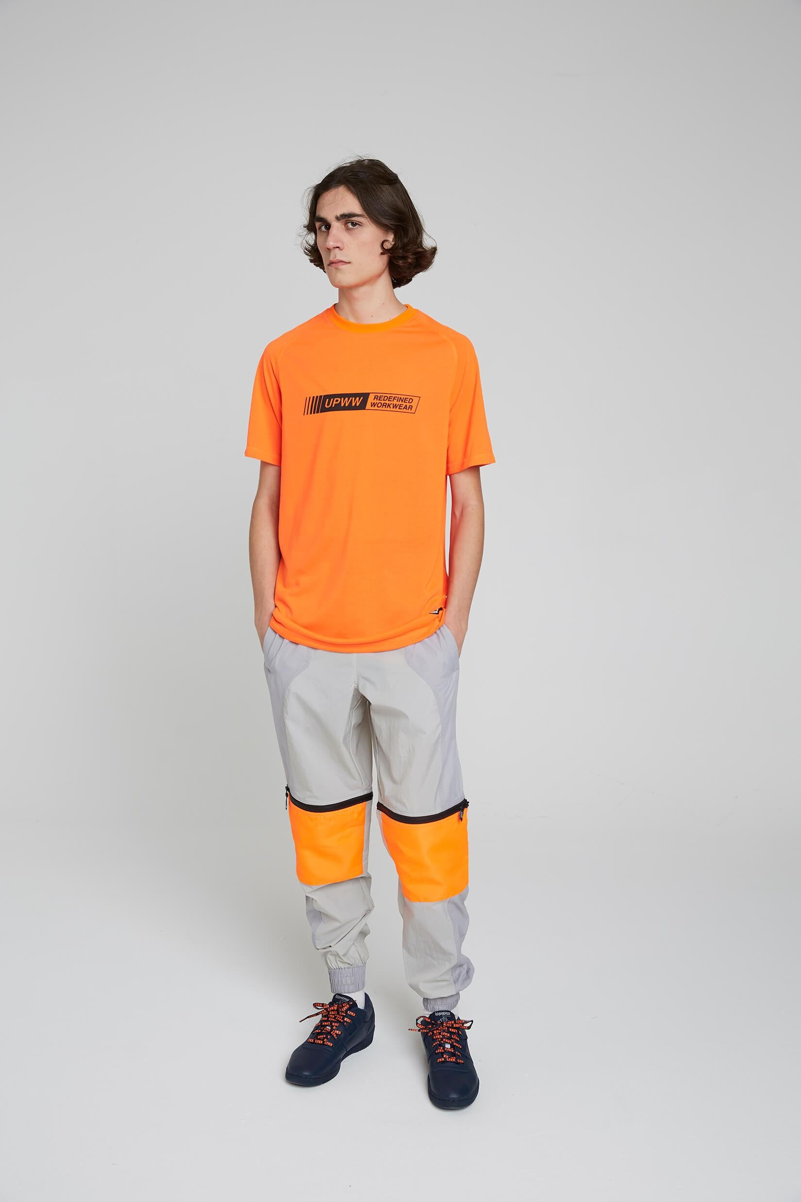 Raglan T-Shirt - Orange