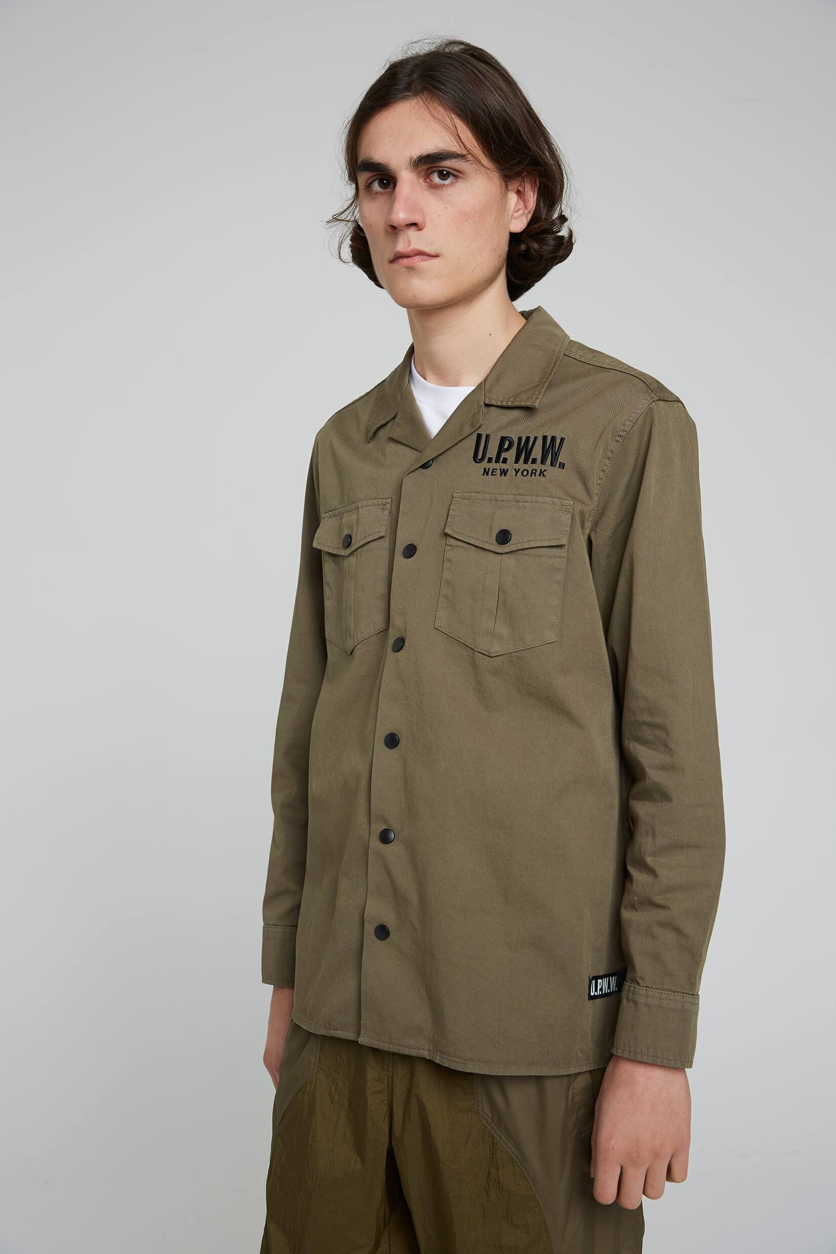 Work Shirt - Green
