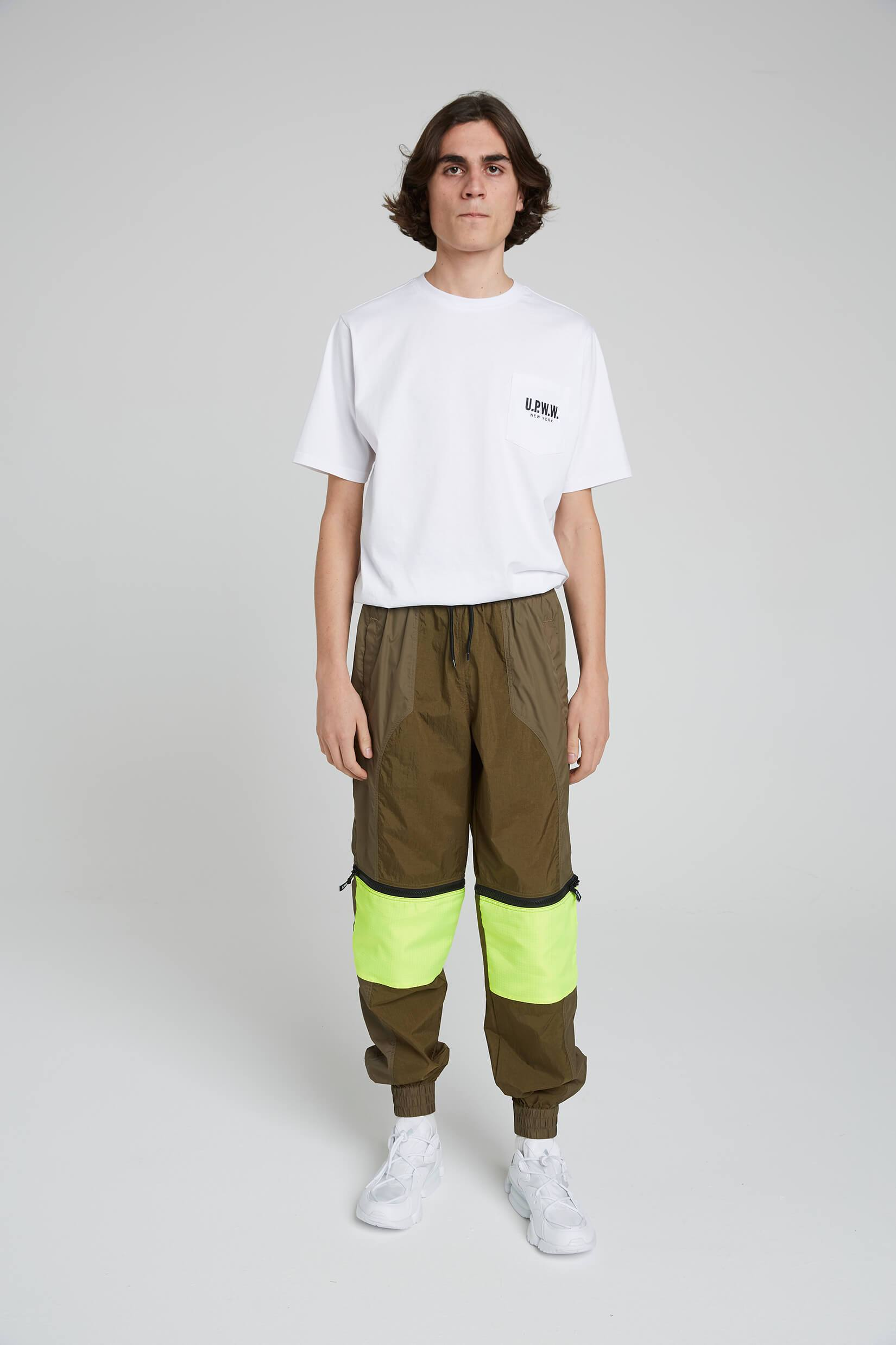 Utility Divisible Pants - Green