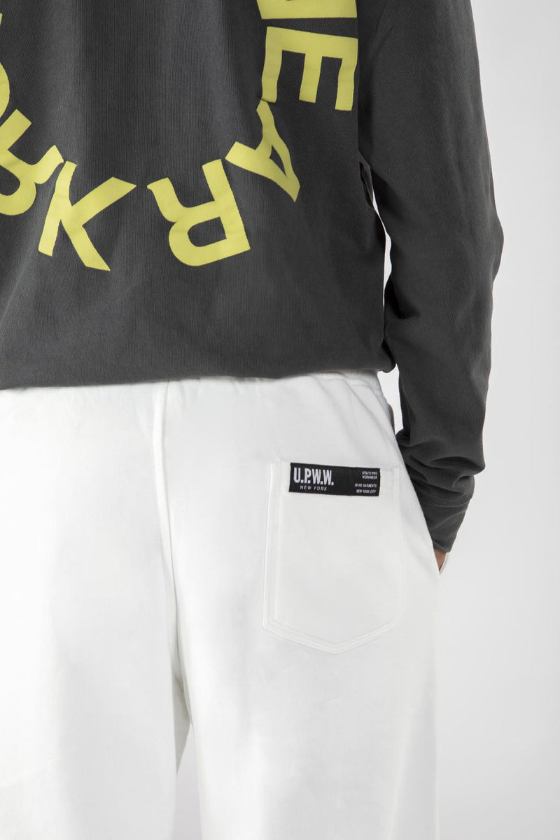 Sweatpants - White