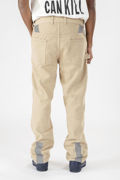 WORK DENIM - KHAKI