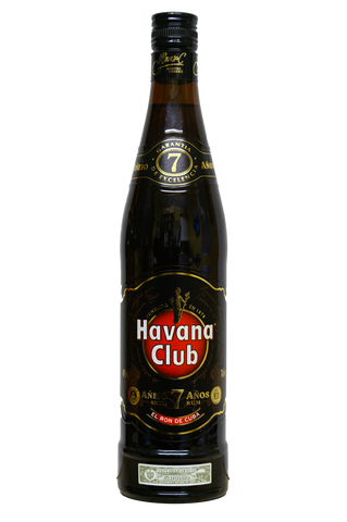 Havana Club Black 7yrs