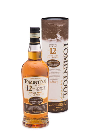 Tomintoul 12 Year Olorosso