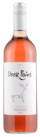 Deer Point Merlot Rose