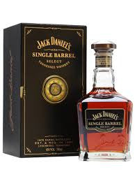 Jack Daniel Single Barrel