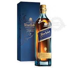 J Walker Blue Label