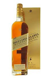 J Walker Gold Label