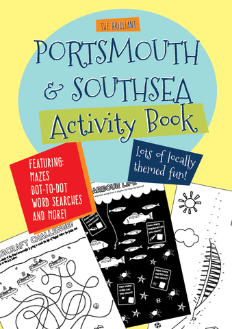 Portsmouth and Southsea Activity Book