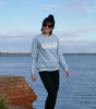 Southsea Mermaid Adult Sweatshirt - Sky Blue