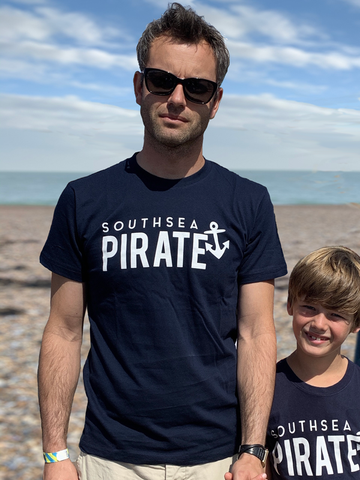 Southsea Pirate Adult T-Shirt