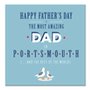 Father's Day Southsea Card