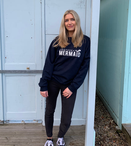 Southsea Mermaid Adult Sweatshirt