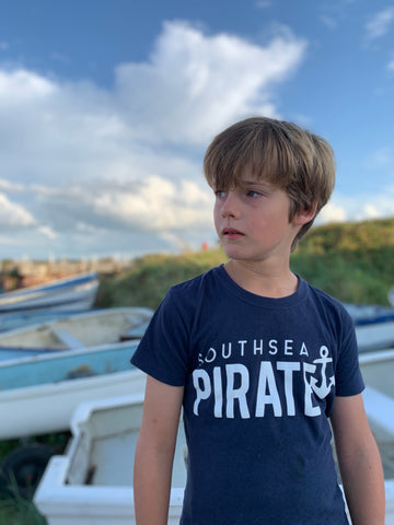 Southsea Pirate Kids T-Shirt