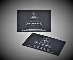 Man Made Exclusive Gift Cards