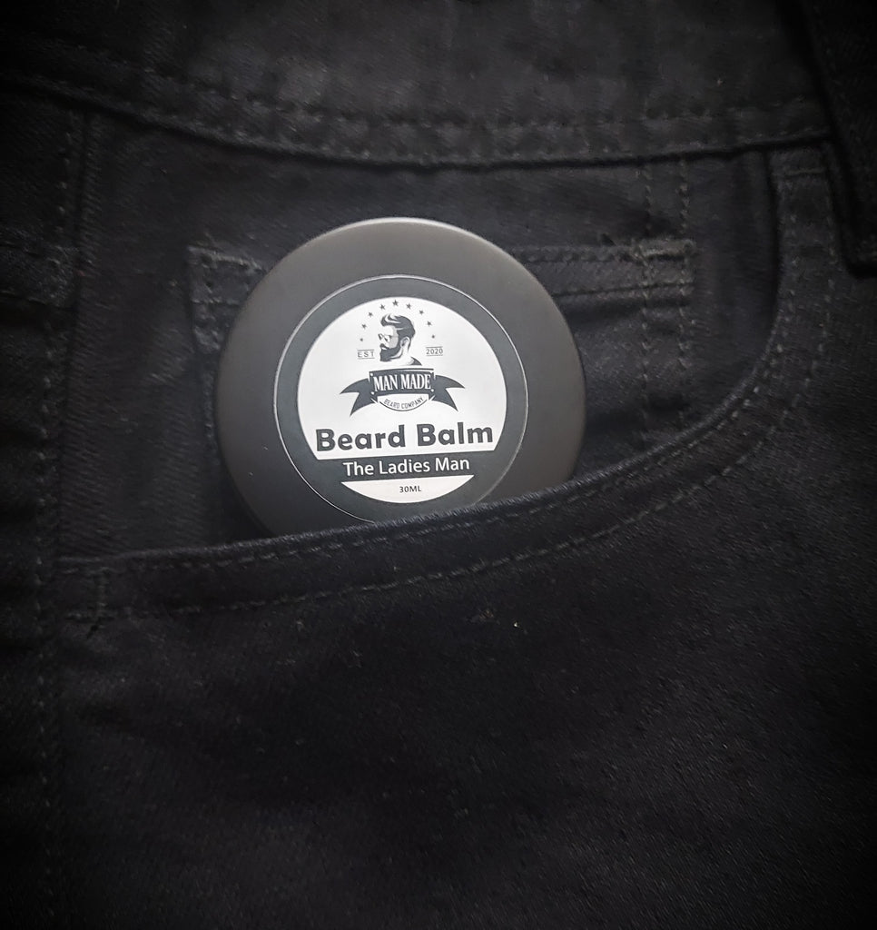 The Ladies Man Pocket Balm (30ml Lemongrass & Lavender)