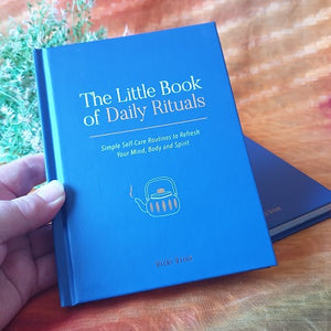 Book – 'The Little Book of Daily Rituals' by Vicki Vrint – (ID: bc6)