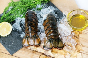 Frozen Raw Maine Lobster Tails