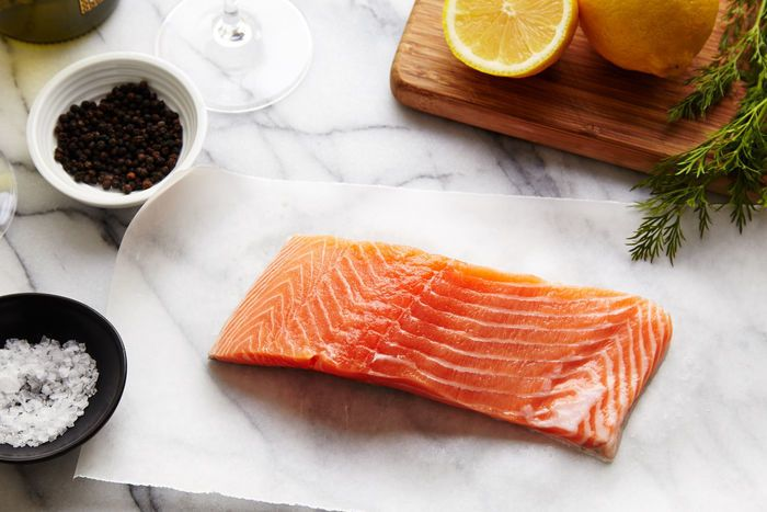 King Salmon Filet