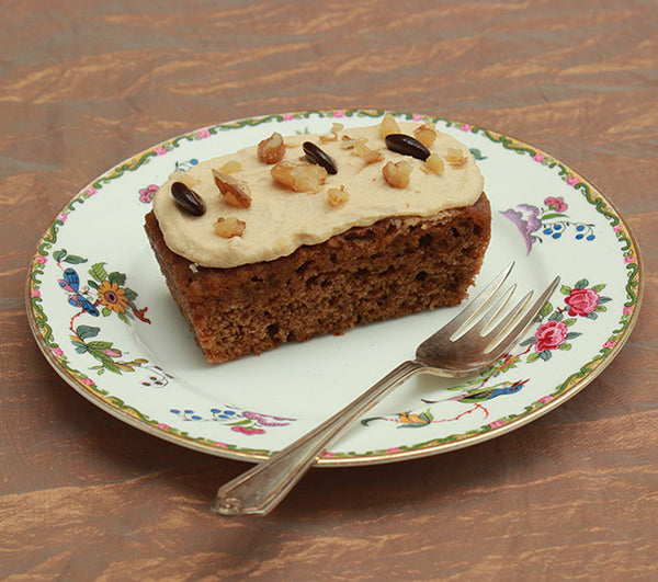Walnut Espresso Loaf Cakes - Love at First Bake