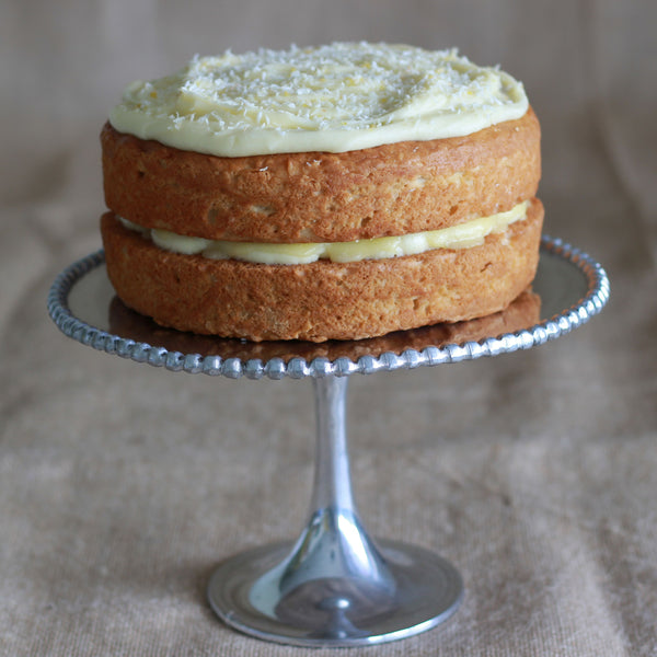 Coconut & Lemon Layer Cake