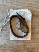 Load image into Gallery viewer, Leather Lanyard-Keychain