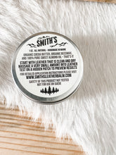 Load image into Gallery viewer, Smith's Leather Balm