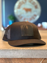 Load image into Gallery viewer, Leather Patch Hat