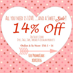 All You Need is Love...and a Sweet Sale!