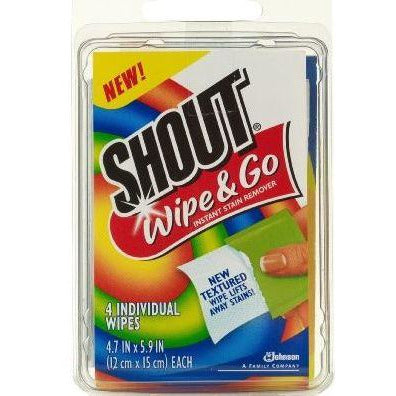 SHOUT WIPES
