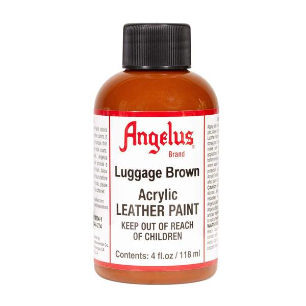 ANGELUS: ACRYLIC LEATHER PAINT