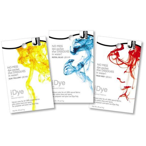 iDYE NATURAL DYES - ASSORTED COLORS