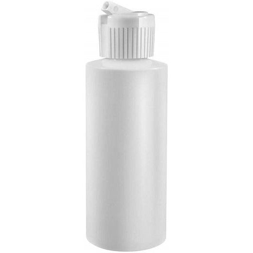 4 OZ. CYLINDER BOTTLE WITH FLIP-TOP CAP