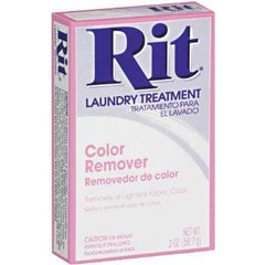 RIT: DYEING AIDS & LAUNDRY ADDITIVES