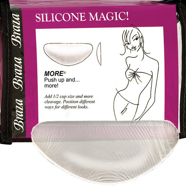 "BRAZA: SILICONE MAGIC ""MORE!"""