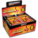 GRABBER: PEEL N' STICK BODY WARMER